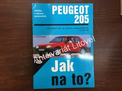 Jak na to? Peugeot 205