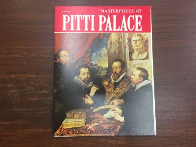 Masterpieces of Pitti Palace